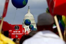 US donates extra $150 million to battle AIDS