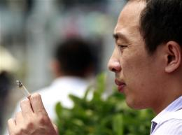 WHO awards China official for battling smoking