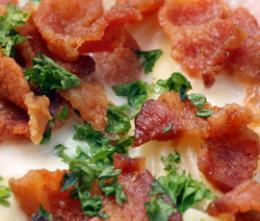 Wide variation in bacon salt levels