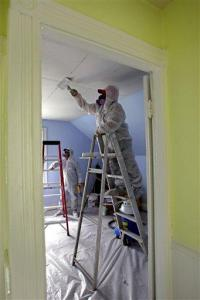Your home's age important for child lead exposure (AP)