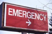 Emergency room crowding tied to ACS-induced PTSD