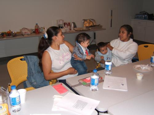 Healthy intervention reduces depression for pregnant Latinas