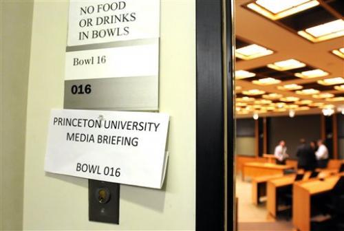 Princeton U. to give students meningitis B vaccine