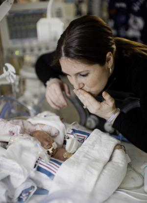 US preterm birth rate drops to 15-year low