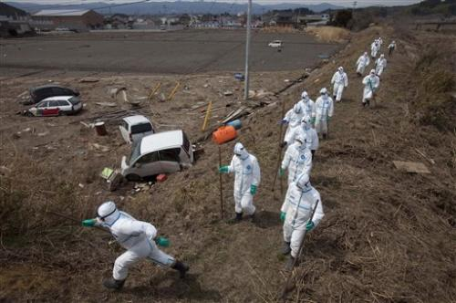 WHO: Small cancer risk after Fukushima accident