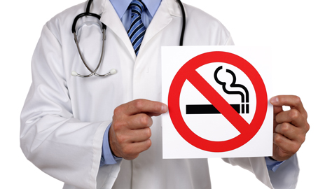 Study reveals smoking is undertreated compared to other chronic conditions