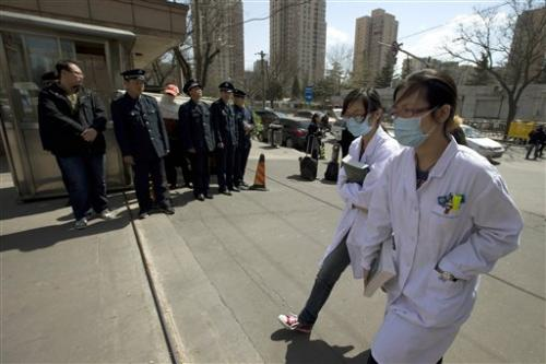 WHO talks with China on sending bird flu team