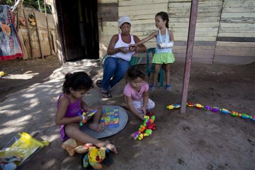 Doctors say Venezuela's health care in collapse