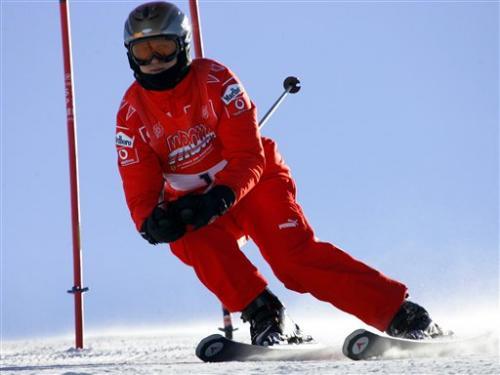 Schumacher critical, outlook uncertain after fall