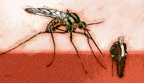 Understanding who is most susceptible to West Nile virus
