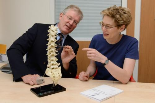 New treatment of pain in diabetics: Spinal cord stimulation appears effective