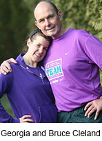 A father and daughter's race to beat leukemia