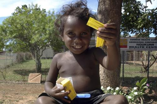Anaemia and poor nutrition running high among young Indigenous children