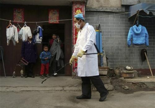 A new case in China adds unknowns to bird flu