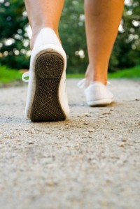 A regular walk can cut your risk of major illness, shows research
