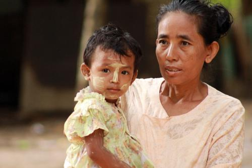 Australia must help Burma with maternal, child health