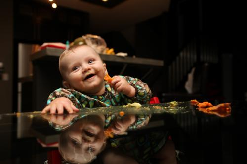 Baby-led weaning: food and the minefield of parenting advice