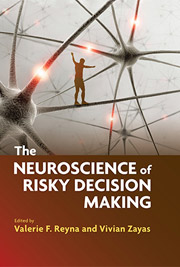 Book debuts brain models of risky decision-making
