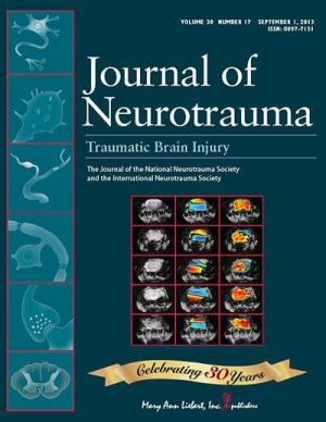 Can traumatic brain injury impair a child's working memory?