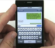 Daily text messages improve diabetes outcomes