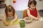 Day care may help kids of depressed moms