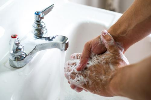 Eww! Only 5 percent of us wash hands correctly