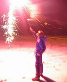 Fireworks displays spark safety concerns