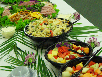First foods most: Buffet dish sequences may prompt healthier choices