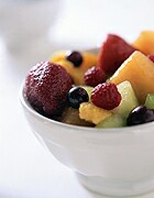 Fruit-rich diet might lower aneurysm risk