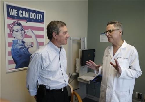 Gene test may help guide prostate cancer treatment