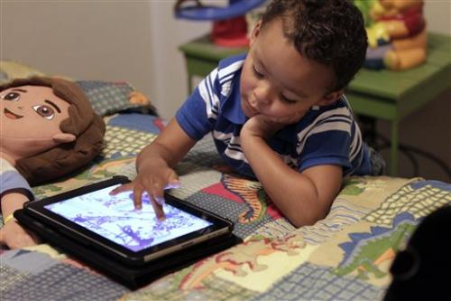Group: Apps not effective tool for teaching babies