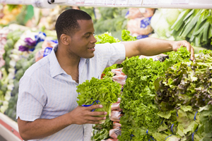 Healthy food rarely convenient for urban minorities