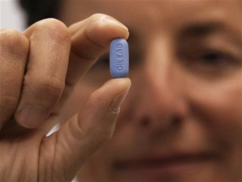 HIV drug can also protect injection drug users