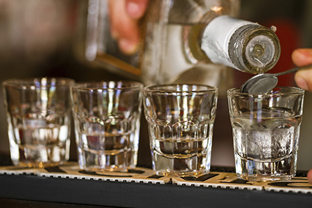 Impulsive adolescents more likely to drink heavily