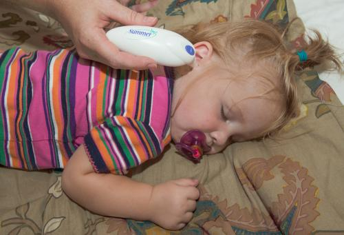 In children with fever, researchers distinguish bacterial from viral infections