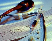 Intensive glucose control improves CVD risk factors