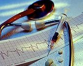 Intensive glucose control improves CVD risk factors