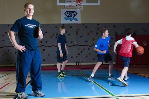 Kids' health: exercise and participation