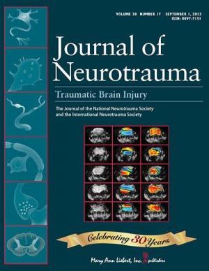 Low level blast explosions harm brain, says new study in Journal of Neurotrauma