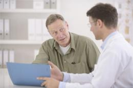 Men say they want prostate cancer test, despite risks