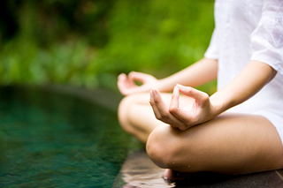 Mindfulness from meditation associated with lower stress hormone