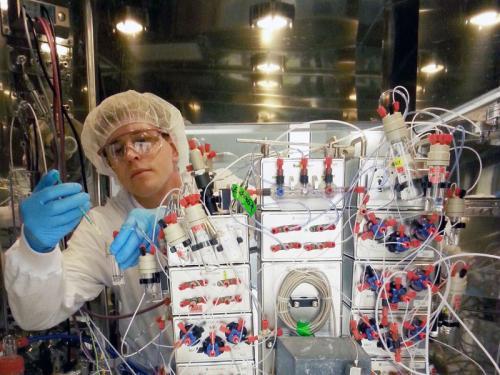 New marker substance for cancer cells