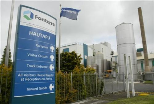 New Zealand botulism scare triggers global recall
