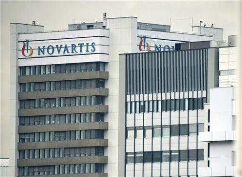Novartis lifts sales outlook despite Q2 profit dip