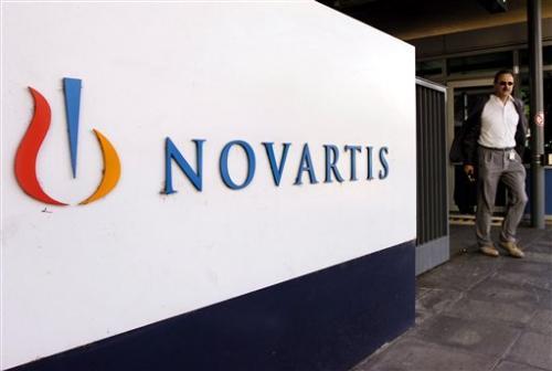 Novartis Q4 net profit rebounds to $2.1 billion