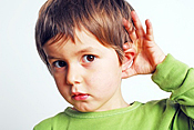 Novel approach to treating glue ear could save children from surgery