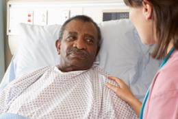 Nursing homes with more black residents do poorly