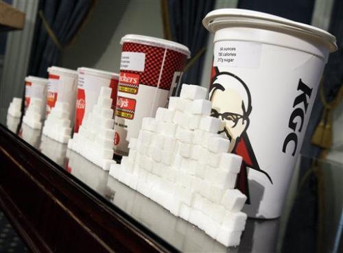 NYC mayor: soda decision just 'temporary setback'