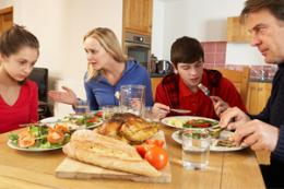Parents play a role in teen eating disorders