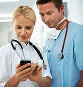 Physician texting while 'Doctoring' may be hazardous